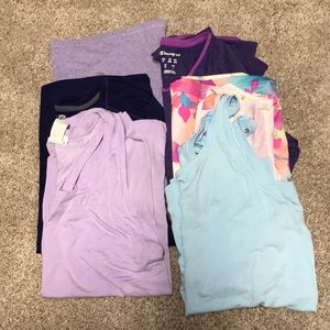 Champion Other - Lot of Champion and Fila Workout Gear